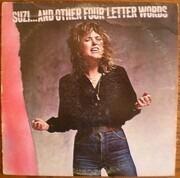 LP - Suzi Quatro - Suzi... And Other Four Letter Words