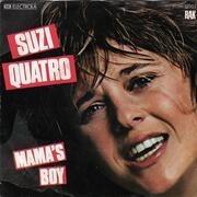 7'' - Suzi Quatro - Mama's Boy / Mind Demons