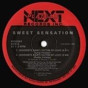 12'' - Sweet Sensation - (Goodbye Baby) Victim Of Love