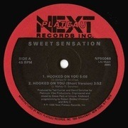 12'' - Sweet Sensation - Hooked On You