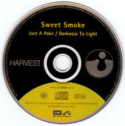 CD - Sweet Smoke - Just A Poke / Darkness To Light