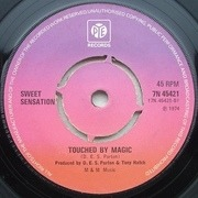 7'' - Sweet Sensation - Purely By Coincidence - Knock-Out Centre