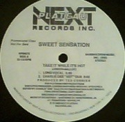 12'' - Sweet Sensation - Take It While It's Hot - Promo