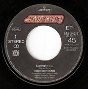 7'' - Swing Out Sister - Surrender