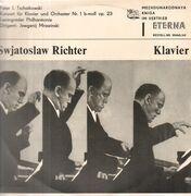 LP - Swjatoslaw Richter, Leningrader Philh, Mrawinski - Tschaikowski-Konzert für Klavier und Orch Nr.1 b-moll