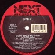 12'' - Sybil - Don't Make Me Over / Falling In Love
