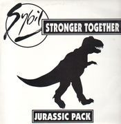 12inch Vinyl Single - Sybil - Stronger Together