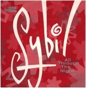 12inch Vinyl Single - Sybil - All Through The Night