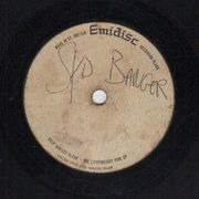 7inch Vinyl Single - Syd Banger (Steve Marriott & Apostolic Intervention) - Jimi's Tune - Acetate 7'
