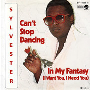 7inch Vinyl Single - Sylvester - Can't Stop Dancing