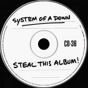 CD - System Of A Down - Steal This Album!