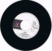 7inch Vinyl Single - T-Connection - On Fire