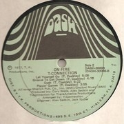 LP - T-Connection - On Fire - Gatefold sleeve