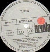 LP - T. Rex - Tanx - POSTER