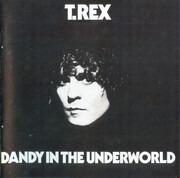 CD - T. Rex - Dandy In The Underworld