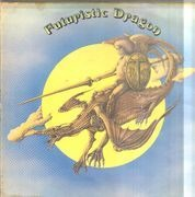 LP - T. Rex - Futuristic Dragon - UK ORIGINAL A1 B1