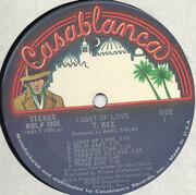 LP - T. Rex - Light Of Love