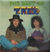 LP - T. Rex - The Best Of T. Rex - Unique Cover