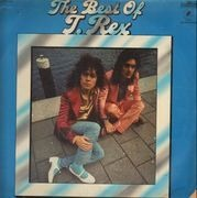 LP - T. Rex - The Best Of T. Rex