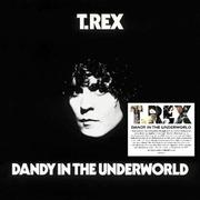 LP - T. Rex - Dandy In The Underworld - 180GR
