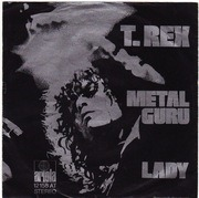 7'' - T. Rex - Metal Guru