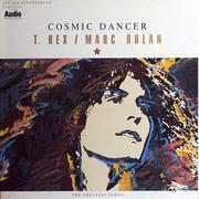 LP - T. Rex / Marc Bolan - Cosmic Dancer