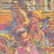 CD - Taj Mahal / Langston Hughes - Mule Bone