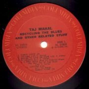 LP - Taj Mahal - Recycling The Blues & Other Related Stuff