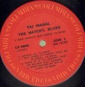 LP - Taj Mahal - The Natch'l Blues