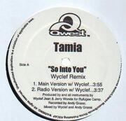 12'' - Tamia - So Into You (Wyclef Remix)