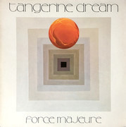 LP - Tangerine Dream - Force Majeure