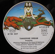 LP - Tangerine Dream - Phaedra