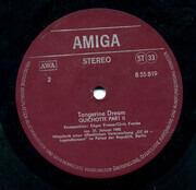 LP - Tangerine Dream - Quichotte - Red Label