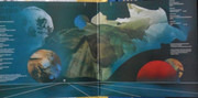Double LP - Tangerine Dream - Zeit - Gatefold, slightly open