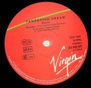 Double LP - Tangerine Dream - Encore