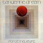 CD - Tangerine Dream - Force Majeure