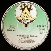 LP - Tangerine Dream - Ricochet