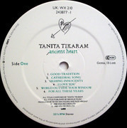 LP - Tanita Tikaram - Ancient Heart