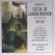 Double CD - Donizetti - Lucia di Lammermoor