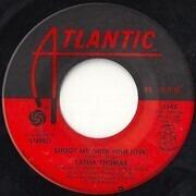 7inch Vinyl Single - Tasha Thomas - Shoot Me (With Your Love)
