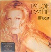 2 x 12inch Vinyl Single - Taylor Dayne - I'll Wait - still sealed