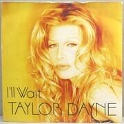 7inch Vinyl Single - Taylor Dayne - I'll Wait