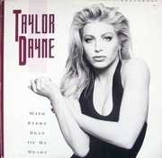 12'' - Taylor Dayne - With Every Beat Of My Heart