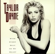 7'' - Taylor Dayne - With Every Beat Of My Heart