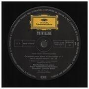 LP - Tchaikovsky (Argerich) - Klavierkonzert Nr.1, b-Moll op. 23 - privilege series
