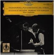 LP - Tchaikovsky (S. Richter, Karajan) - Klavierkonzert Nr. 1 - Tulip rim