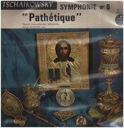 LP - Tchaikovsky - H. Hollreiser w/ Trieste Philh. - Symphonie No. 6 'Pathétique' - Still sealed