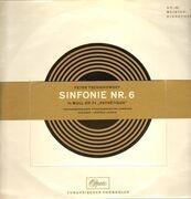 LP - Tchaikovsky - L. Ludwig - Sinfonie Nr. 6 H-Moll Op. 74 - 'Pathétique' - + 7' / Club Edition / Mono