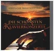 CD-Box - Tchaikovsky / Beethoven / Chopin a.o. - Die schönsten Klavierkonzerte