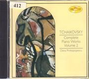 CD - Tchaikovsky - Complete Piano Works Volume 2